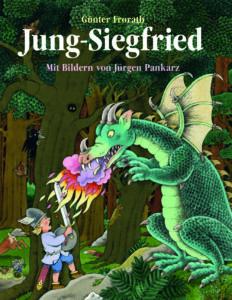 "Buchdeckel ""Jung-Siegfried"""